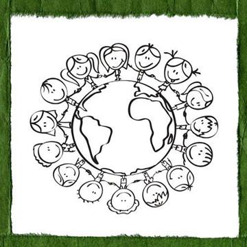 imagenes para dibujar del medio ambiente ninos