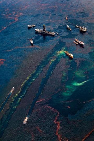 contaminacion de mares y rios por minerales