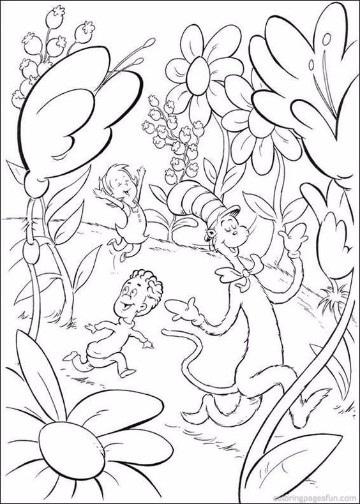 dibujos de primavera para imprimir hojas