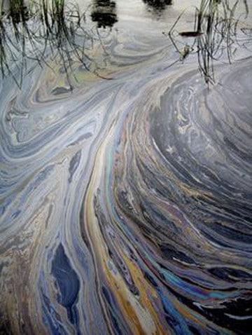 fotos de agua contaminada rios