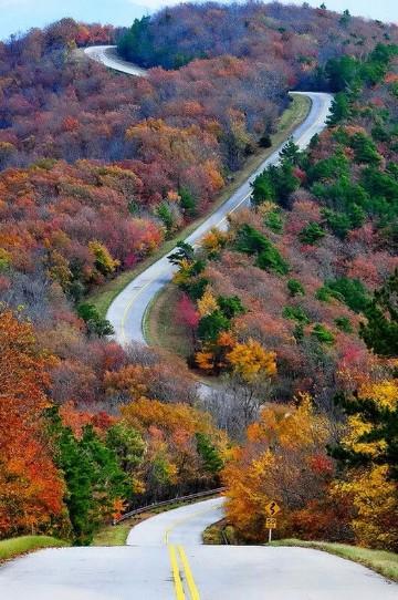 paisajes otoñales del mundo de otono