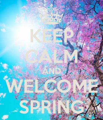 tarjetas de primavera gratis frases