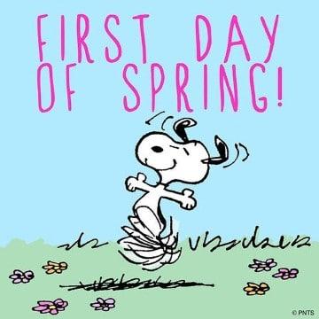 tarjetas de primavera gratis para facebook
