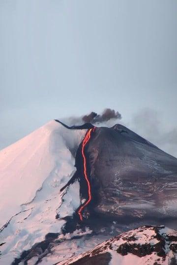 volcanes haciendo erupcion ultimos años