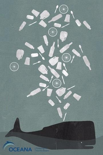 carteles de la contaminacion del suelo