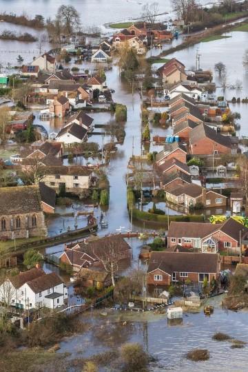 desastres naturales inundaciones sequias
