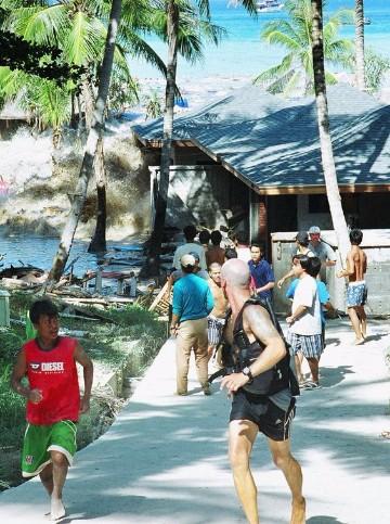 desastres naturales tsunami en indonesia