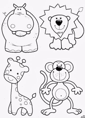 Image Of Dibujos Para Colorear De Animales Raros Animales de ...