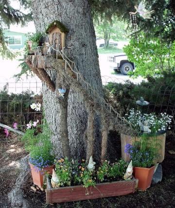 Dise os para jardines peque os bonitos y sencillos - Disenos de pequenos jardines ...