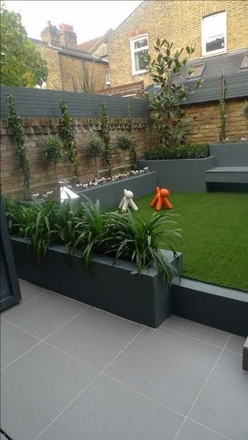 diseños para jardines pequeños patios