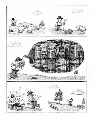 historietas del medio ambiente cortas