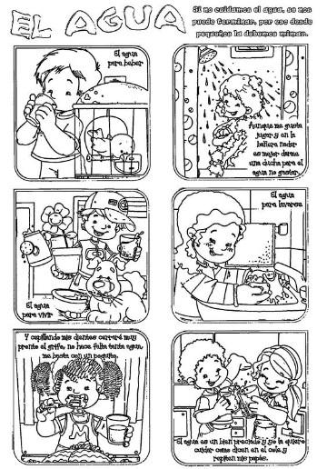 Historietas Del Medio Ambiente Para Niños Y Para Reflexionar