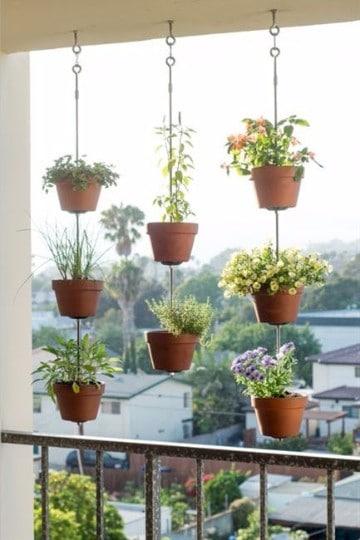 Jardines sencillos
