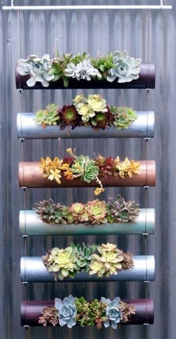 Ideas para hacer un jardin peque o y moderno en casa imagenes del medio ambiente - Como preparar un jardin en casa ...