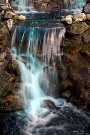 imagenes de cascadas de agua azul puebla