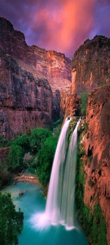 imagenes de cascadas naturales hermosas
