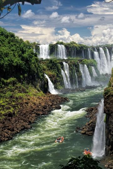imagenes de cataratas de iguazu impresionantes