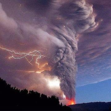 imagenes de tormentas electricas en movimiento