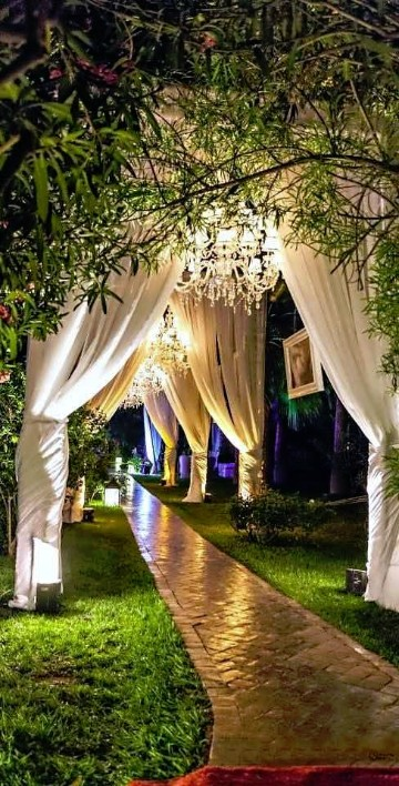 jardines para eventos en tijuana modernos