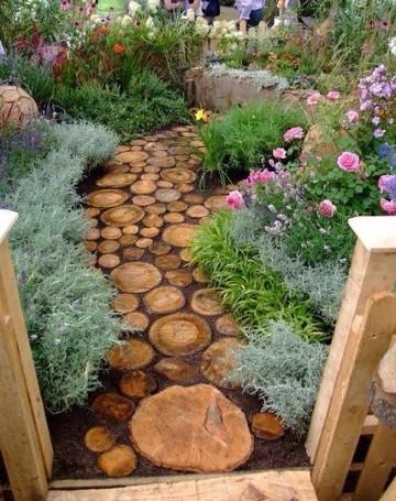Diseño de jardines pequeños modernos y sencillos | Imagenes del ...