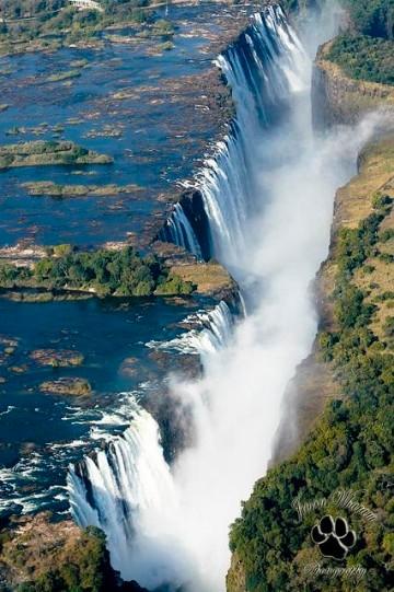 las cataratas mas grandes del mundo donde queda