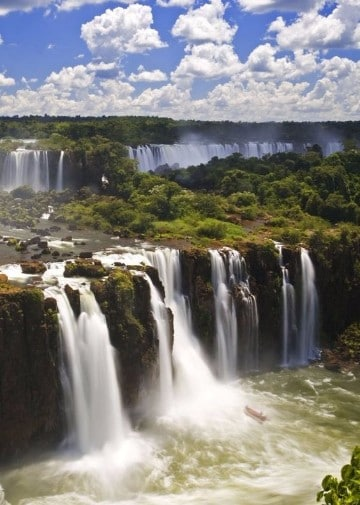las cataratas mas grandes del mundo las mejores