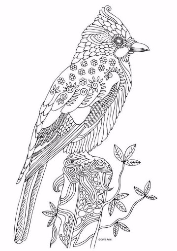 christmas stained glass coloring page