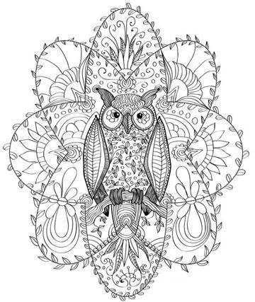 animales que vuelan para colorear e imprimir
