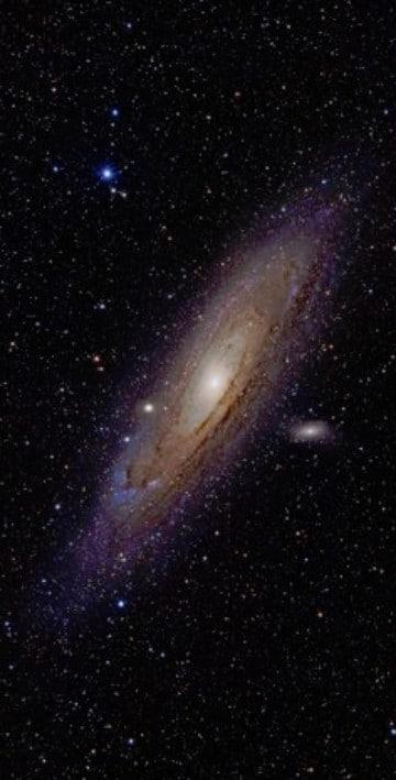 imagenes de galaxias elipticas estructura