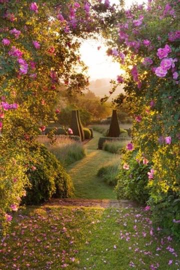 Imagenes de jardines hermosos sencillos y bonitos - Casas con jardines bonitos ...
