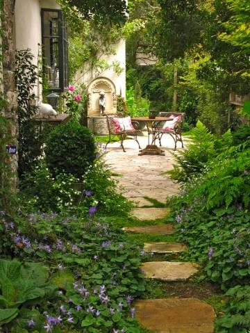 imagenes de jardines hermosos del mundo