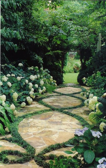 imagenes de jardines hermosos pequeos - Jardines Bonitos