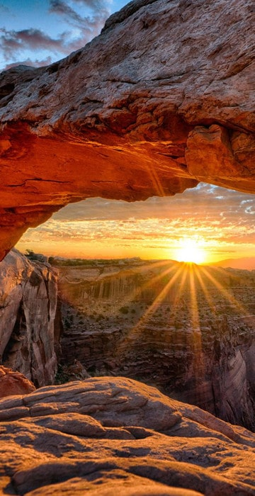 imagenes de puestas de sol maravillosas
