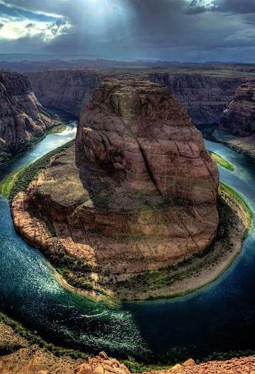 imagenes de rios hermosos del mundo