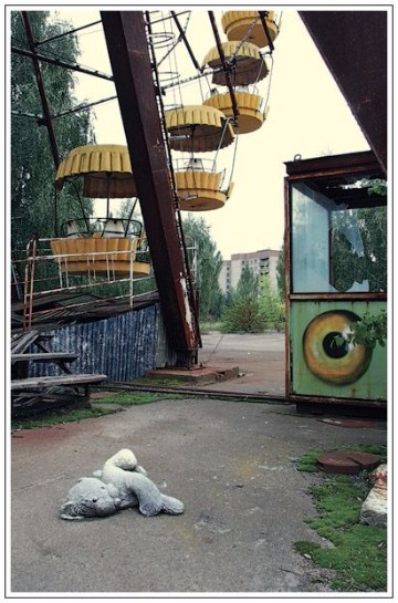lugares mas misteriosos del mundo abandonados
