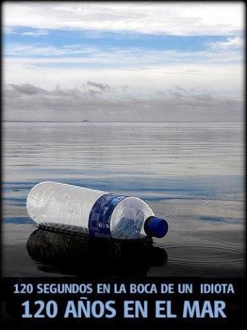 mensajes sobre la contaminacion del agua