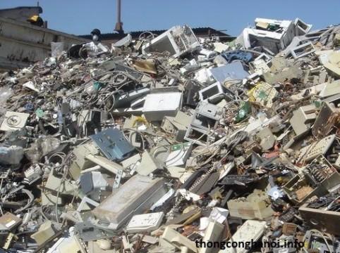 tipos de basura electronica existen