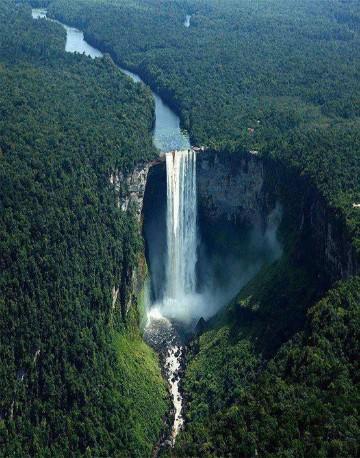 imagenes de cascadas hermosas agua azul