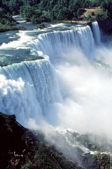 imagenes de cascadas hermosas del mundo