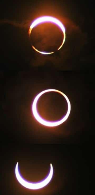 imagenes de eclipse de sol fotos