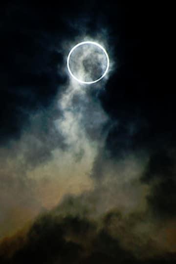 imagenes de eclipse lunar para dibujar