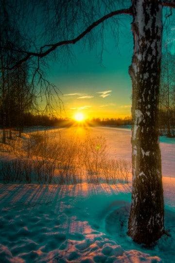 imagenes de invierno bonitas fondo de pantalla