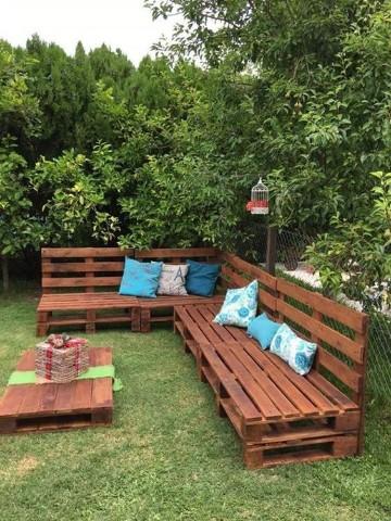 imagenes de jardines rusticos sencillos