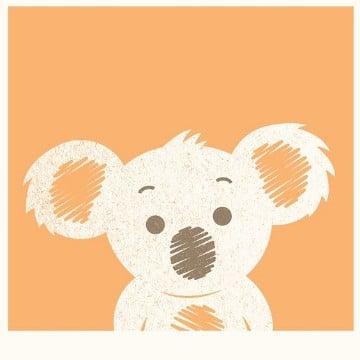 imagenes de koalas animados para dibujas