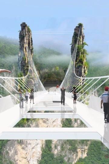imagenes de puentes colgantes 2016