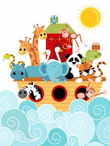 animalitos de la selva infantiles