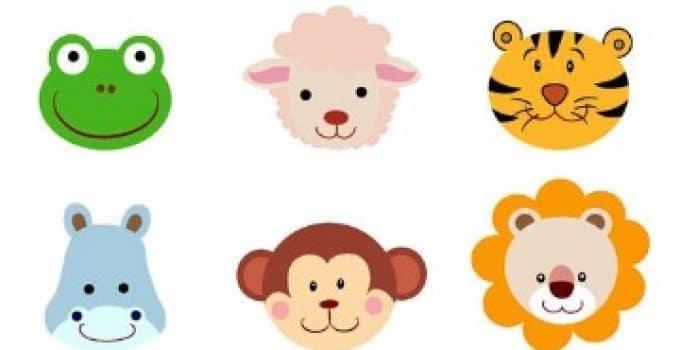 Imagenes De Animalitos De La Selva Para Imprimir Y Colorear