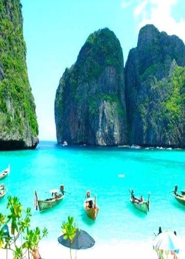 cuales son las mejores playas del mundo raras