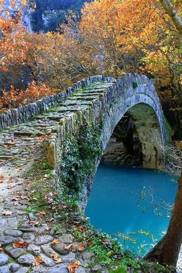 diseño de puentes peatonales naturales