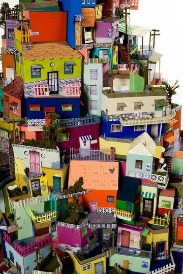 imagenes de ciudades animadas en movimiento